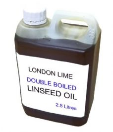 Double Boiled Linseed Oil 2.5 Litres